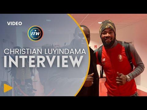 Interviews de Dieumerci Mbokani, Christian Luyindama et Jonathan Bolingi