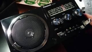 Радиоприемник Panasonic RF 800U Это не обзор !