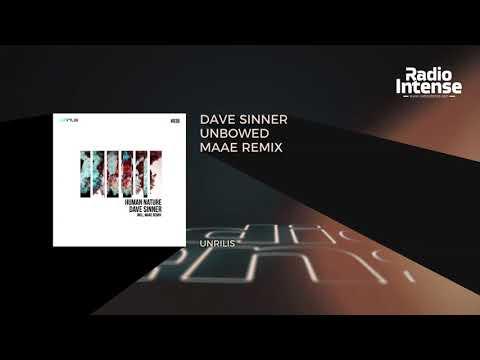 Premiere: Dave Sinner - Unbowed (MAAE Remix) [Unrilis] // Techno