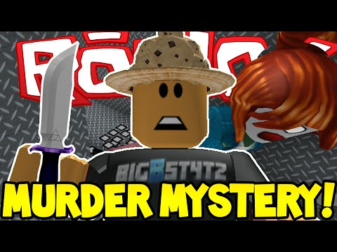 Roblox   MURDER MYSTERY - I'M THE MURDERER!