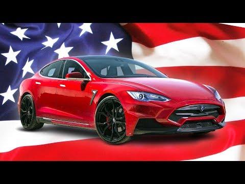 Tesla the Most American Car Company? (Pretty Much)