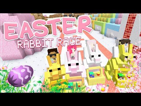 Minecraft EASTER BUNNY RACE ♡