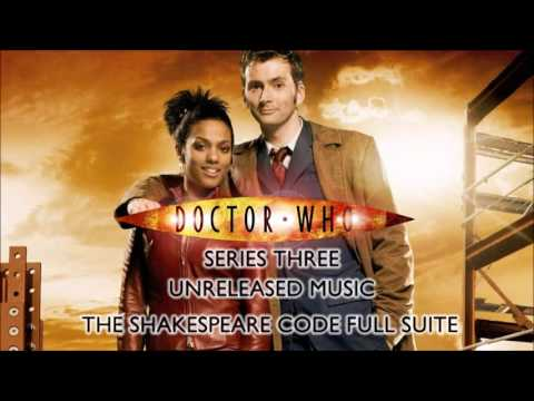 Doctor Who Series 3: Unreleased Music - The Shakespeare Code Full Suite