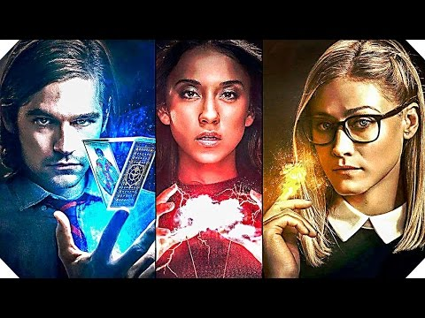 THE MAGICIANS - Série TV Fantastique (2016) streaming vf