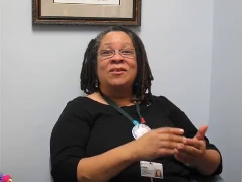 Cheryl Carroll, CNM talks about Nicolette Schreiber, MD - StaffChat™