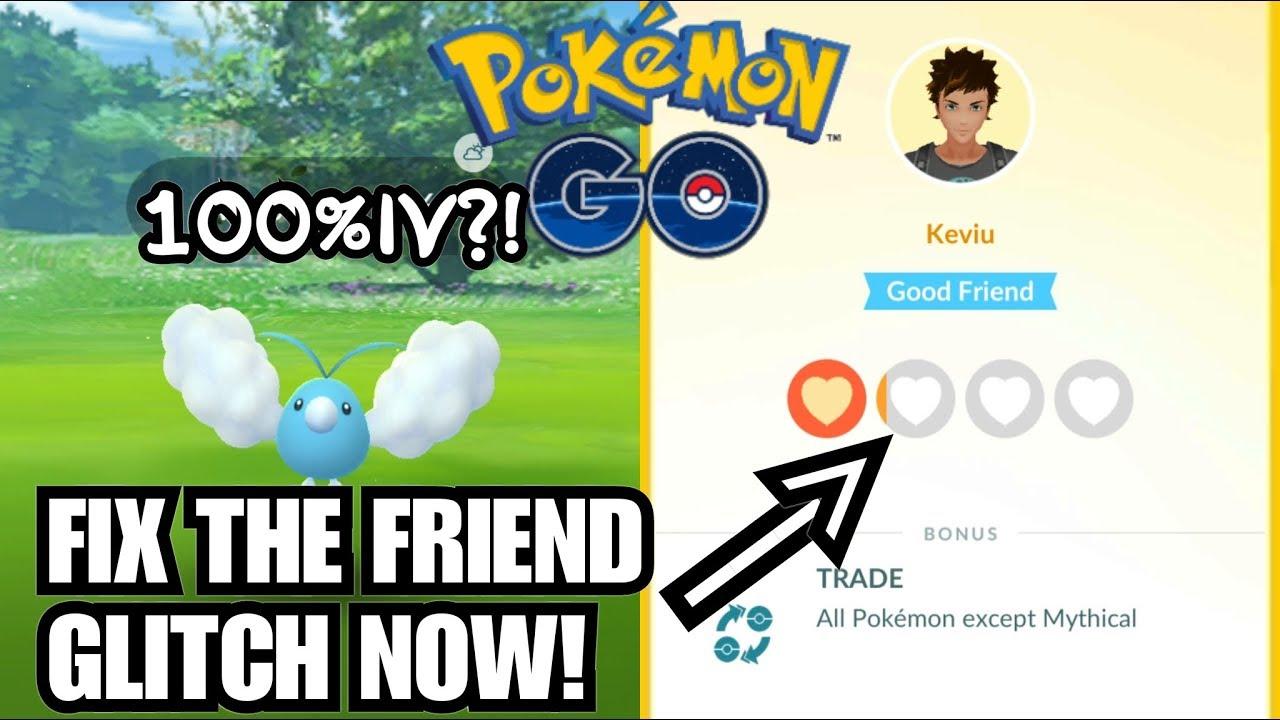 Pokemon GO Fest 2020  Friends List Not Loading Issue Fix