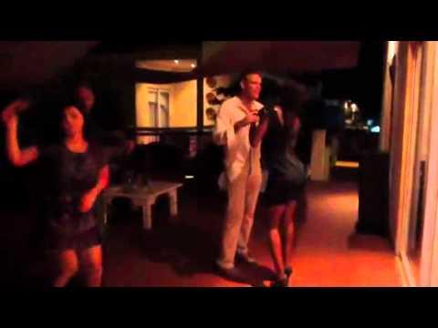BachatAfrica - Salsa at La Villa Boutique Hotel, Accra
