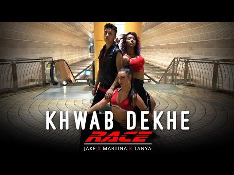 Khwab Dekhe (Sexy Lady) Race | Bollywood | JazzFunk Dance Choreography | Mexico X Italy X India | LA