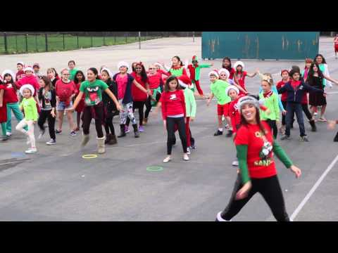2014 Fairlands Dance Crew Holiday Breakfast Performance