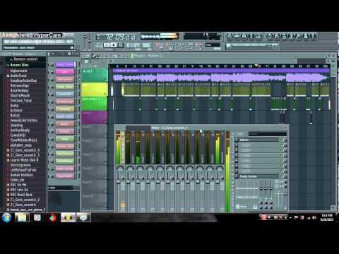 21 guns  DJ ED remix