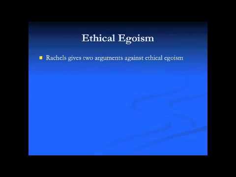Egoism 2
