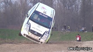 CRAZY JUMPS! - RALLYSHOW Santa Domenica 2015