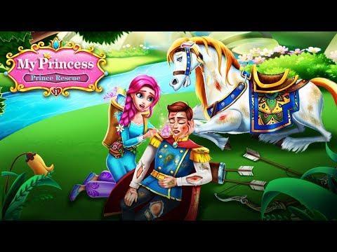 My Princess 1-Prince Rescue Royal Romances Games - Apps
