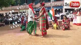 New santali school dance video 2017 HD ...Sonali Sangat