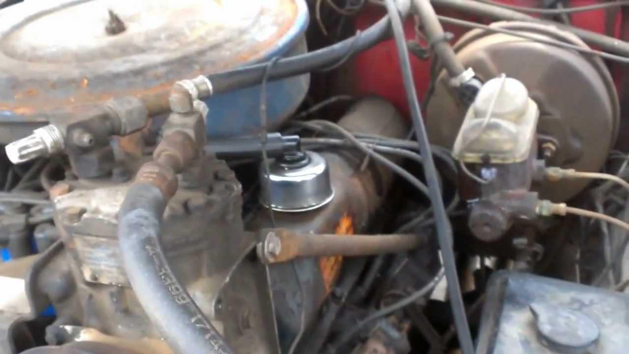 1975 Ford F250 F 250 Highboy 360 390 Big Block 4 Speed 4x4 Youtube 1964