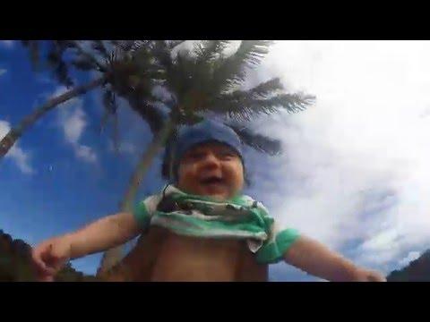 Rapa Nui - Easter Island GoPro 2016