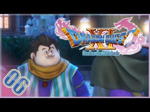Dragon Quest 11 Rote Türen