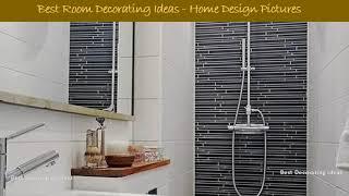 Small bathroom tile design ideas   Modern designer floor tile design pic ideas for flooring