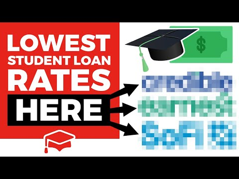 How To Find the Best Student Loans And Rates
