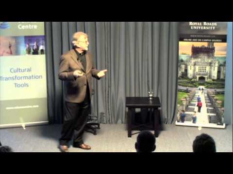 Richard Barrett Excerpt from New Leadership Paradigm presentation