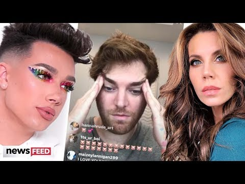 Shane Dawson REVEALS Reason For Not Dragging James Charles & Tati Westbrook Into Latest Series thumbnail
