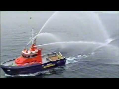 GMD - 25m High Speed Fire Fighting Vessel 'FP Response'