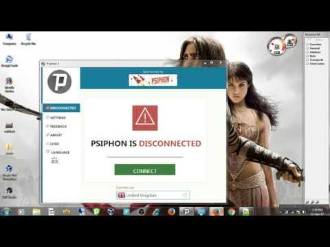 Bypass Wi fi LOGIN Page | BYPASS LOGIN PAGE | PSIPHONE | LATEST 2017