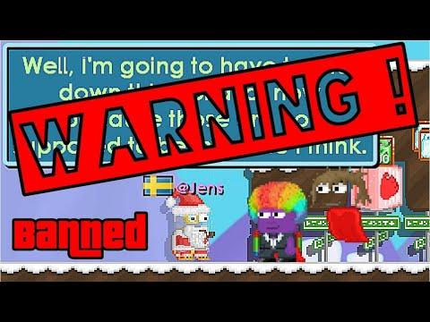 Growtopia | Seth & Hamumu Demoted ! Got Hacked ? Warning New Duplicate Glitch !