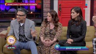 Entrevista a Jaime Camil y San…
