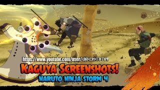 Naruto Shippuden Ultimate Ninja Storm 4™New Kaguya, Battlefield, Linked Awakening Screenshots!