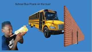 A Funny Bus Prank Bus 36