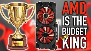 AMD Now Rules The under $200 Video Card Market!