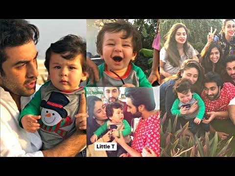 Taimur Ali Khan At Kapoors Christmas Party Inside Pictures Mp3