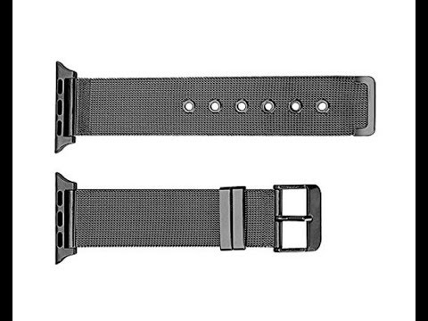 Apple Watch Band Milanese Loop Stainless Steel iWatch Band