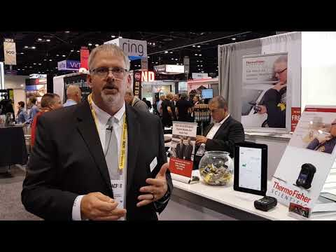 Thermo Fisher Scientific RadEye™ SPRD Personal Radiation Detector - Overview With Trent North