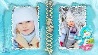 Детский Зимний альбом