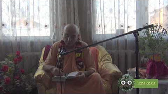Бхагавад Гита 3.28 - Бхактиведанта Садху Свами