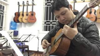 Guitar Solo - Nếu Em Được Lựa Chọn (Lệ Quyên) - Lê Hùng Phong