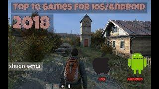 Top 10 Games Coming Soon 2018