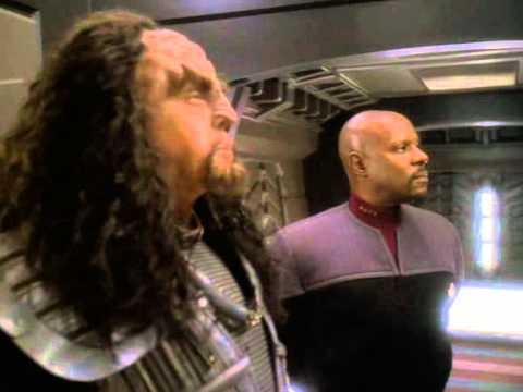 Jadzia and Worf Marriage1
