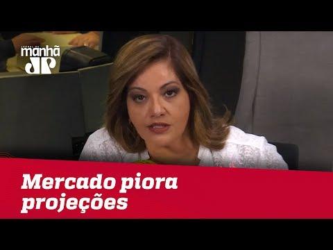 Mercado Piora Projeções | Denise Campos De Toledo