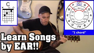 How to Easily Learn Songs by Ear