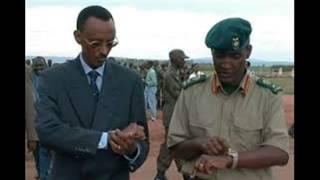 Gen Kayumba Nyamwasa kuri VOA ku kibazo cy