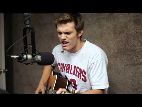 Parker McCollum live in Studio