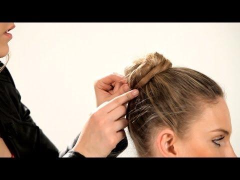 How To Do The Perfect Ballerina Bun | Braid Tutorials