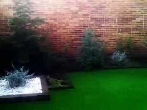 Dise o de jardines madrid youtube - Diseno jardines madrid ...