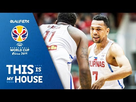 Jayson Castro William (20pts 7reb 6ast) gives Philippines fans a reason to cheer in win over Japan