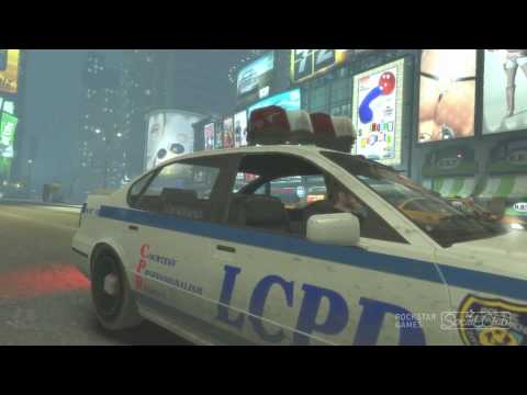 Grand Theft Auto IV Joy Ride