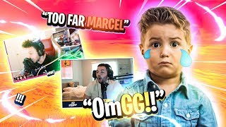 MARCEL MAKES CONNOR CRY! THE UK CHANGED HIM! (Fortnite: Battle Royale)