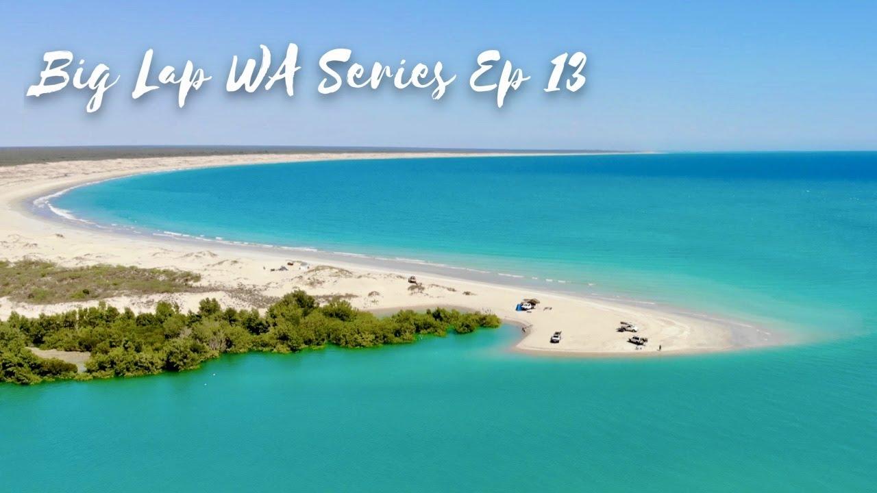 Download E13 | The Big Lap of WA - Wolfe Creek, Kimberley Free Camping & The Dampier Peninsula